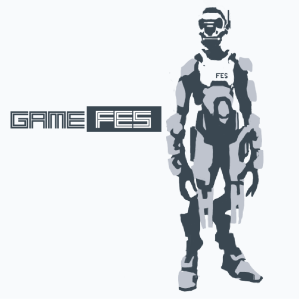 Game FES logo by Nate Bentley