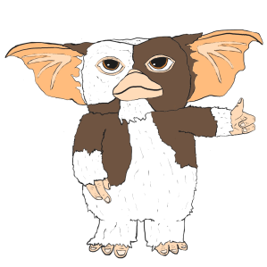 Gizmo by Andrew Busch