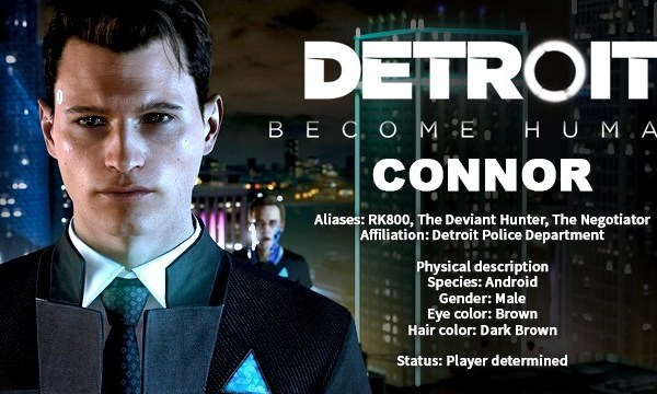 Detroit Become Human Game Fes